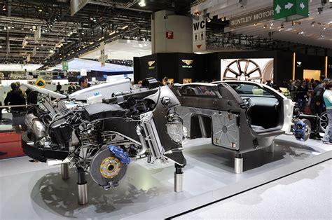 Bugatti W16 Engine Cutaway, Bugatti, Free Engine Image For