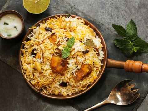 cuisine pakistanaise recette riz à la pakistanaise biryani recette de riz à la