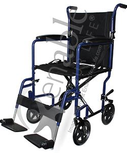 Invacare Transport Chairs Lightweight by Invacare Probasics 174 Lightweight Aluminum Transport Wheelchair