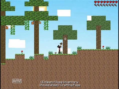 Minecraft 2d+terraria パート1 前編