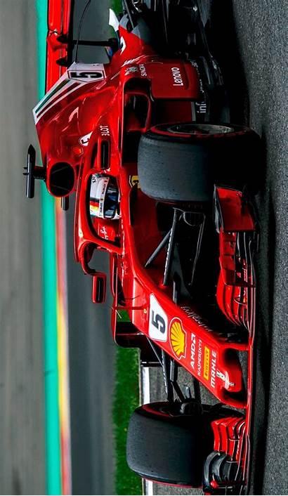 Seb5 P6 Belgiangp Kimi7 Scuderiaferrari P2 Start