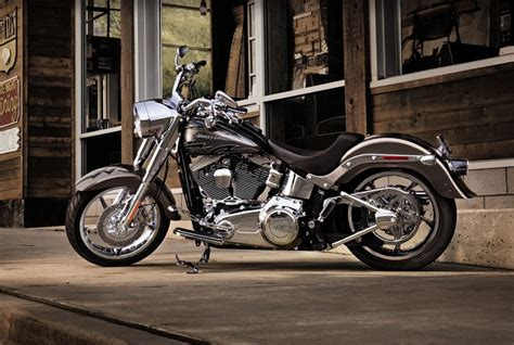 2012 Softail Fat Boy Motorcycle Photosandvideos