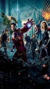 The, Avengers, 2012, Phone, Wallpaper