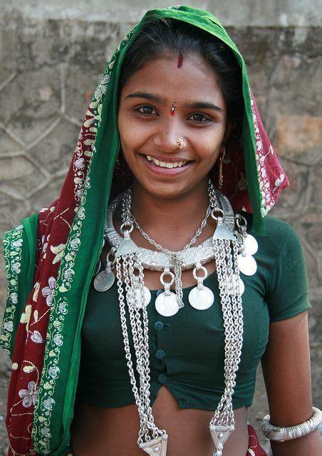 Asia India Gujarat Girls Wear And Statement Jewelry