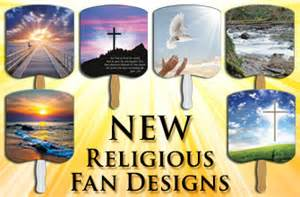 held folding fans religious fans buy bulk wholesale religious paper
