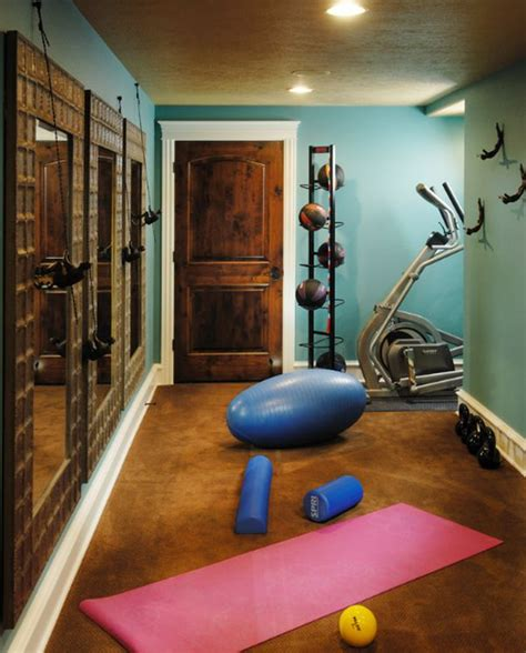home gym ideas  gym rooms  empower  workouts