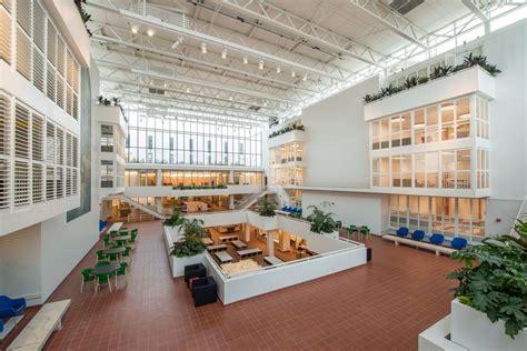 Inside Penns 80m Renovation Of Eero Saarinens Hill