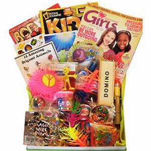 Tween Girl s Magazines and Toys Gift Box FindGift