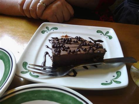 olive garden birthday cake chocolate mousse cake a waste of 5 picture of olive
