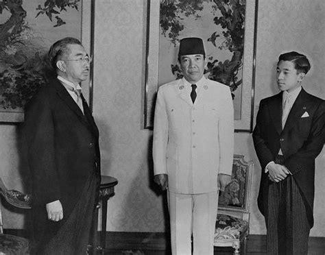 koleksi foto presiden soekarno  jarang dilihat