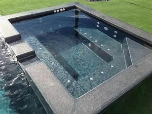 Spa De Nage Avis : piscine coque avec spa int gr avignon cavaillon vaucluse ~ Melissatoandfro.com Idées de Décoration