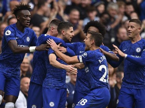Chelsea vs Brighton: Jorginho, Willian Give Frank Lampard ...