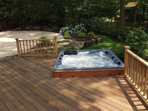 Tub On Deck by Hometalk Do You Like Tubs On A Deck Or Built In