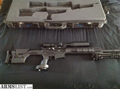 Dpms .308 Sass Sniper System Like New