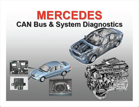 can system mercedes can system diagnostics volume one