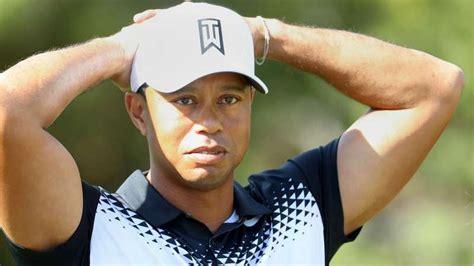 Woods' driving woes persist at Genesis Open