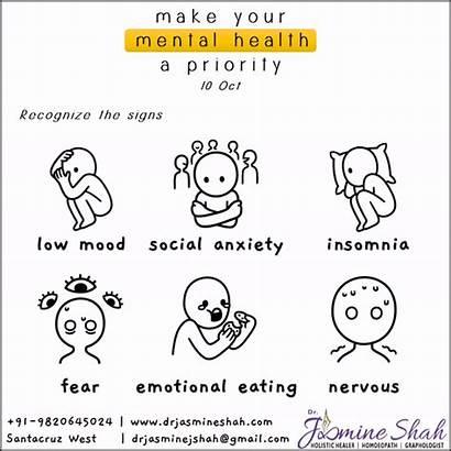 Mental Health Poor Signs Hub Positive Understanding