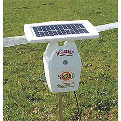 battery powered fan cing wolseley sx250 solar powered electric fence energiser
