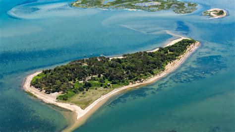 An Entire Cape Cod Island Is Up For Sale For $125 Million