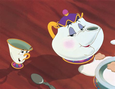 Chip And Mrs Potts