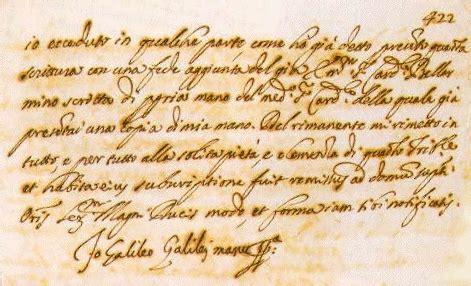 Testo Abiura Di Me - recantation of galileo june 22 1633