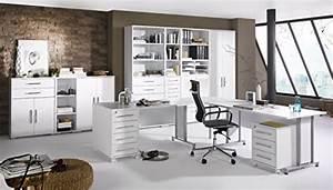 Arbeitszimmer Komplett Set MAJA SYSTEM 1208 Brombel In