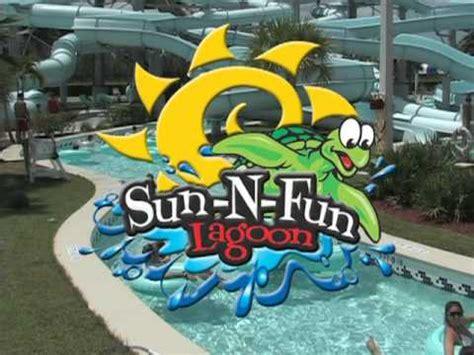 sun  fun lagoon water park  naples fl  youtube