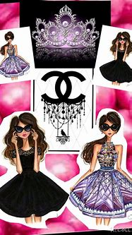 Chanel collage @staceylangner | Chanel lover, Chanel ...