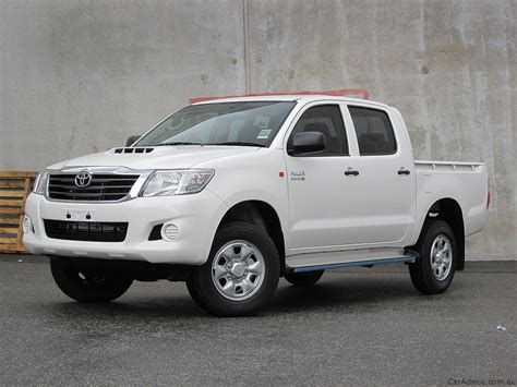 2018 Toyota Hilux Preview Photos 1 Of 11