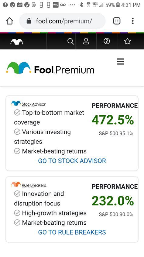 The Motley Fool Reviews - 208 Reviews of Fool.com | Sitejabber