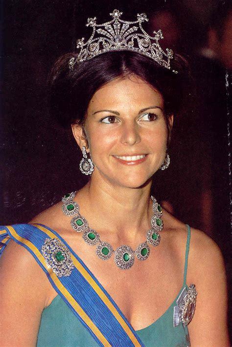 La jeune reine Silvia