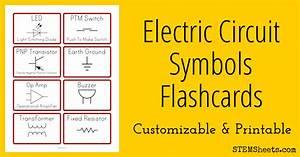 Electric Circuit Symbols Flashcards
