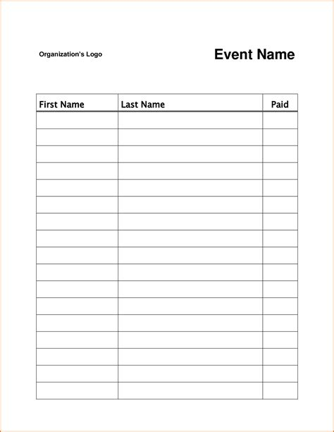 sign  sheet template word authorizationlettersorg