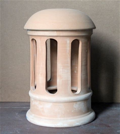 Canne Fumarie Interne by 174 Blindart Terracotta Comignolo In Cotto