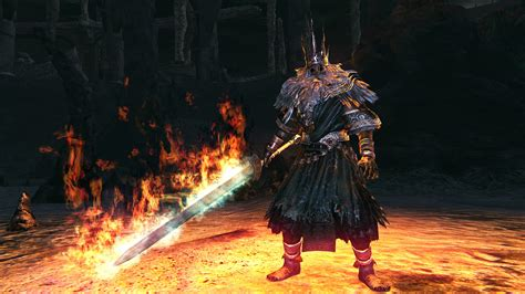 The Nameless King Answers A Long Standing Dark Souls