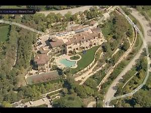 Eddie Murphy's Beverly Crest Mansion - YouTube