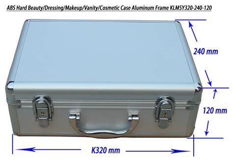 Aluminum Hard Beauty/dressing/makeup/vanity/cosmetic Train