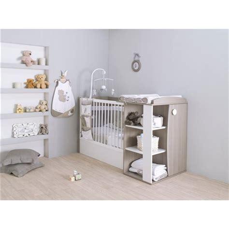 chambre bébé lune lit compact transformable bebe lune avis