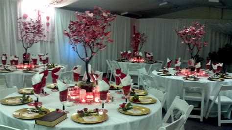 Decorating Ideas Church Banquet by Shirley Winslow