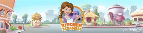 jeu kitchen scramble le test jou 233 topia