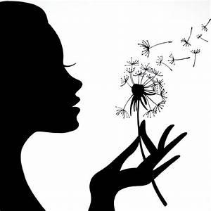 Bilder Schwarz Weiß Gemalt : dandelion girl displays schwarzes bild poster schwarz wei schwarz wei skizzen ~ Eleganceandgraceweddings.com Haus und Dekorationen