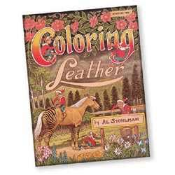 Coloring Leather by Books Patterns Tandy Leather
