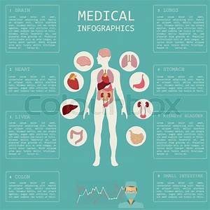 Medical And Healthcare Infographic  Elements For Creating