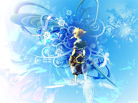 Kingdom Hearts Animated Wallpaper - kingdom hearts free pc desktop background 04