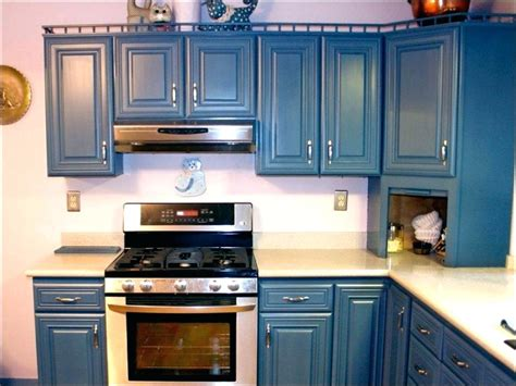 blue kitchen cabinets paint colors blue kitchen cabinet paint kitchen appliances tips