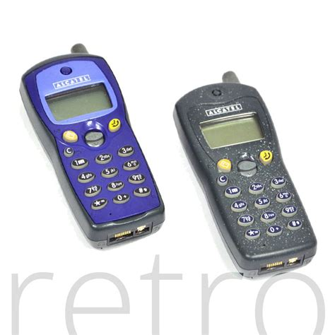 retro alcatel  touch  prvni  joystickem mobilenetcz