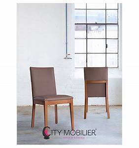 Mobilier Bois Design : chaise en bois design et chic inci city mobilier ~ Melissatoandfro.com Idées de Décoration