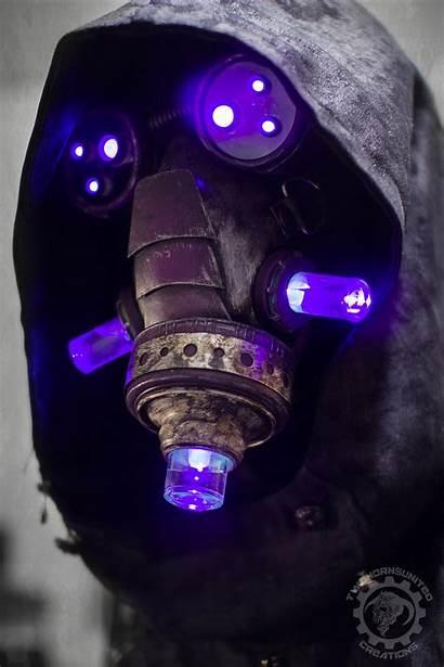 Mask Cyberpunk Twohornsunited Plague Doctor Deviantart Masks