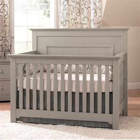 gray cribs on designer luxury baby cribs ship free at simply baby 3917