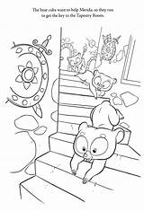 Coloring Pages Brave Brother Bears Disney Printable Camper Wheel 5th Info Template Bestcoloringpagesforkids sketch template